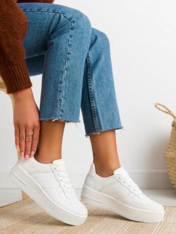 Pantofi sport cod 021 White