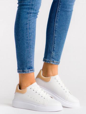 Pantofi sport cod 2020-1 Beige