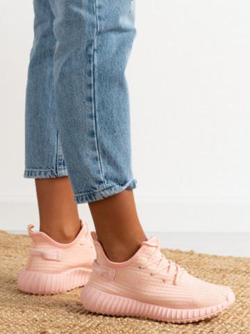 Pantofi sport cod 7817 Pink