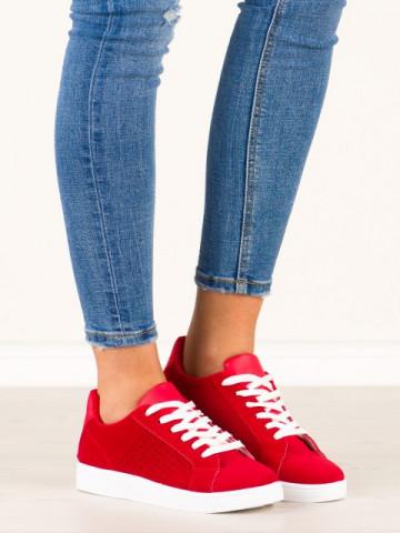 Pantofi sport cod A-1 Red