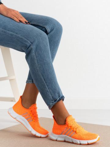 Pantofi sport cod A133 Orange