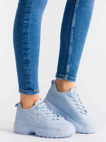 Pantofi sport cod ABC-305 Blue