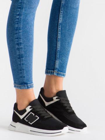 Pantofi sport cod ABC-311 Black