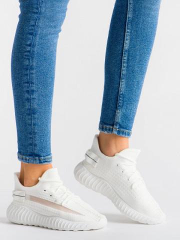 Pantofi sport cod B03 White