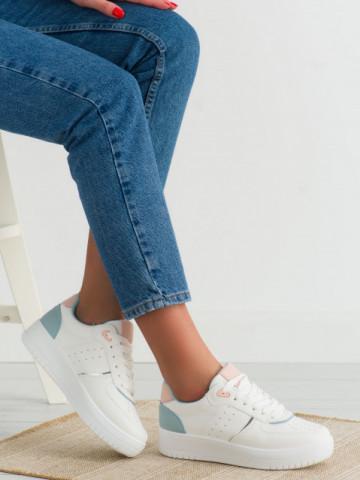 Pantofi sport cod BL218 Blue