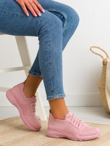Pantofi sport cod C9239 Rosa