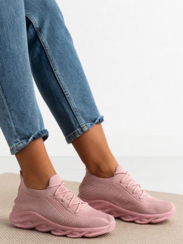 Pantofi sport cod D082 Pink
