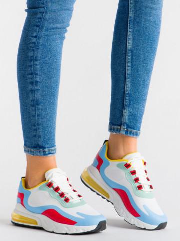 Pantofi sport cod DW3 Light Blue