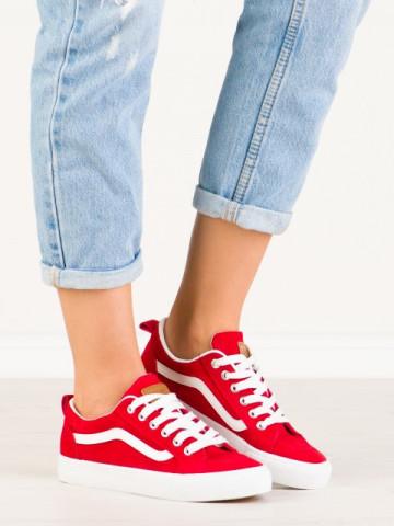 Pantofi sport cod H2190 Red