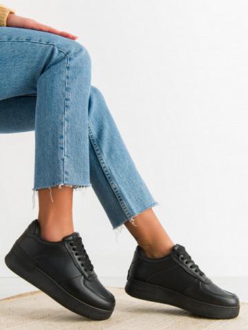 Pantofi sport cod J1850 Black