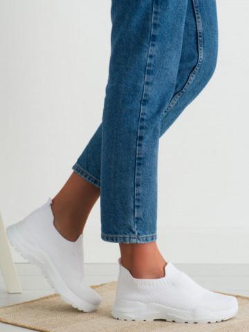 Pantofi sport cod LA172 White