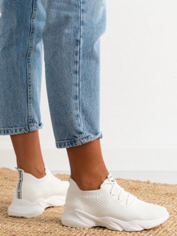 Pantofi sport cod NB501 White