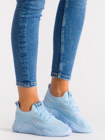 Pantofi sport cod NF11 Blue