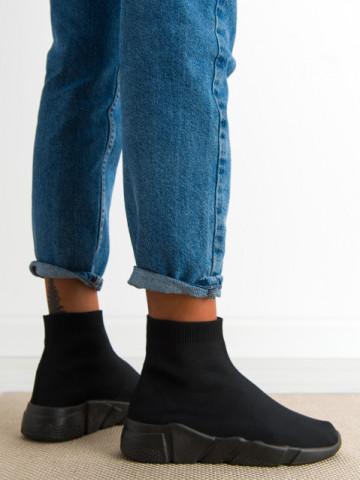 Pantofi sport cod R635 All Black