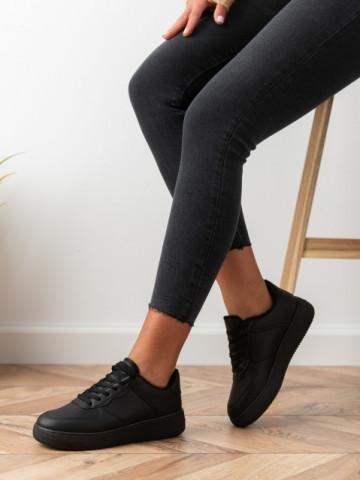 Pantofi sport cod R699 Black