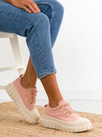 Pantofi sport cod S067 Pink