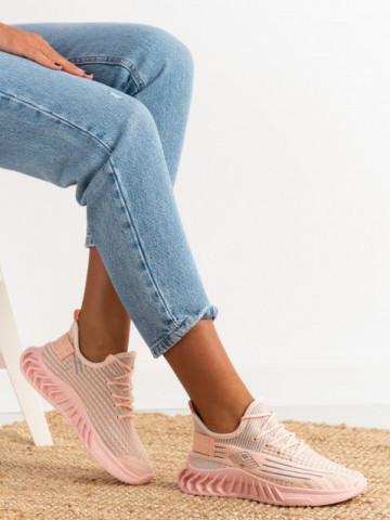 Pantofi sport cod TRF11 Pink