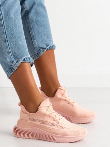 Pantofi sport cod TRF12 Pink