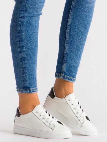 Pantofi sport cod TS-511 White