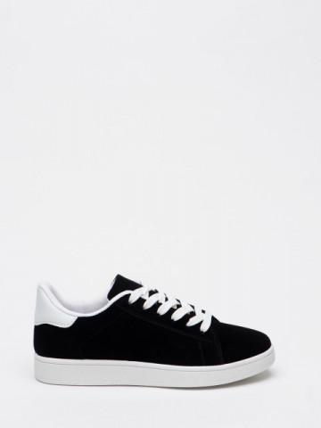 Pantofi sport cod YKQ117 Black/White