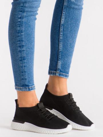 Pantofi sport cod YKQ16 Black