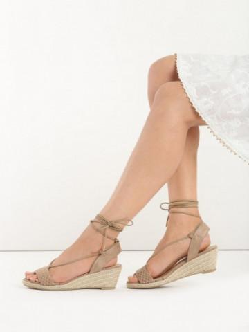 Sandale cod 8142-14 Beige