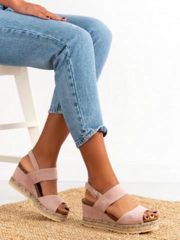 Sandale cod YL91 Pink