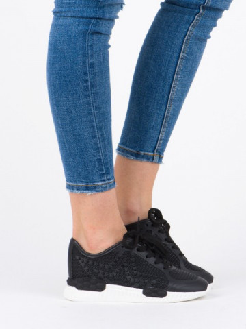 Pantofi sport cod N801 Black