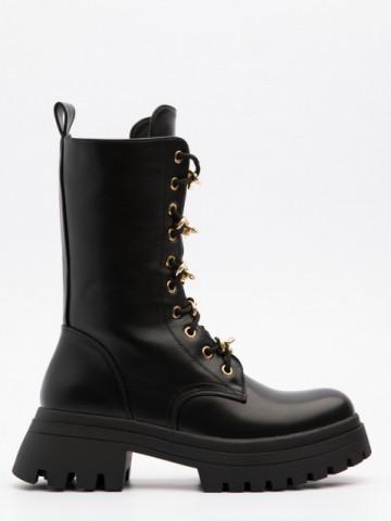 Ghete cod 8055-30 Black