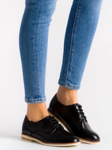 Pantofi casual cod 885-Y Black