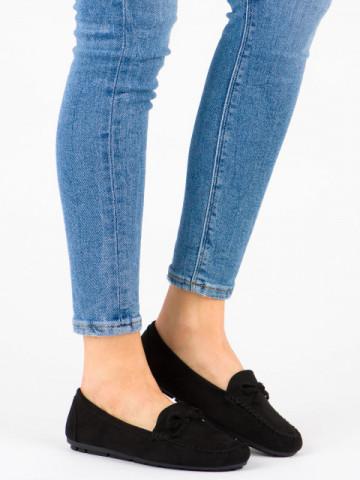 Pantofi casual cod 8F68 Black
