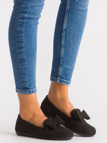 Pantofi casual cod B2020-6 Black