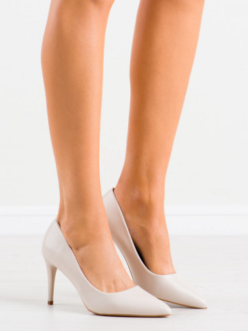 Pantofi cu toc cod ND113-3