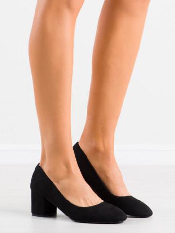 Pantofi cu toc cod ND115-2