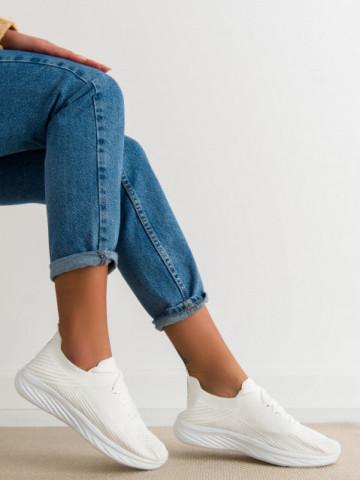 Pantofi sport cod 0127-2 White