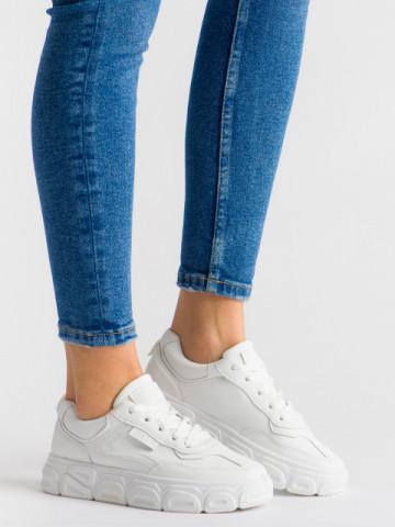 Pantofi sport cod 138 White