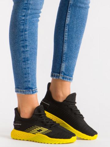 Pantofi sport cod 1660 Black