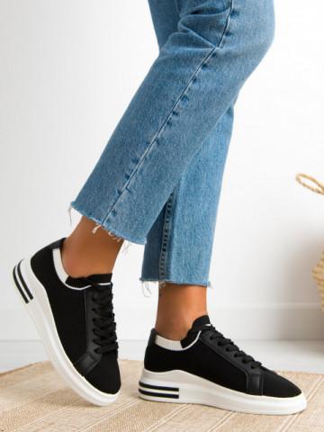 Pantofi sport cod 2021 Black