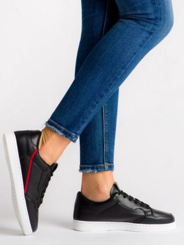 Pantofi sport cod 410 Black