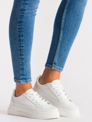 Pantofi sport cod 5813 White