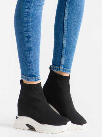 Pantofi sport cod 5818 Black