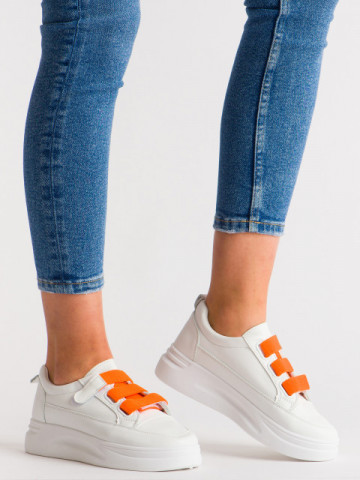 Pantofi sport cod 6903 Orange