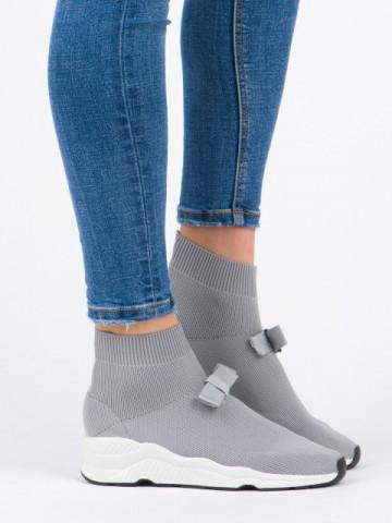 Pantofi sport cod 8289-7 Grey