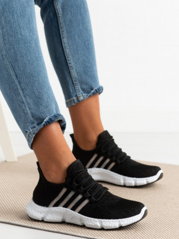 Pantofi sport cod A133 Black