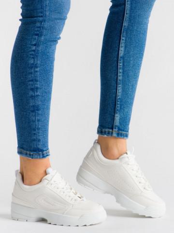 Pantofi sport cod AB630 White