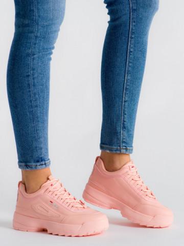 Pantofi sport cod ABC-305 Pink