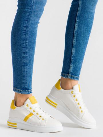 Pantofi sport cod ABC-308 Yellow