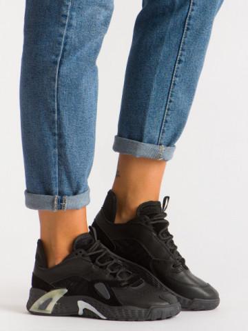 Pantofi sport cod B12-8 Black