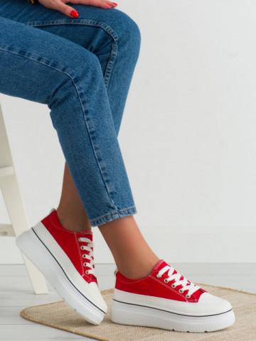 Pantofi sport cod BL228 Red
