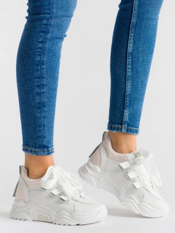 Pantofi sport cod C199 White